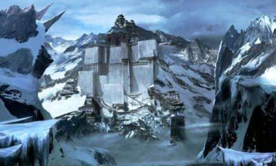 Antarctica Castle Discovery Rewrites History 89