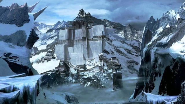 Antarctica Castle Discovery Rewrites History 8