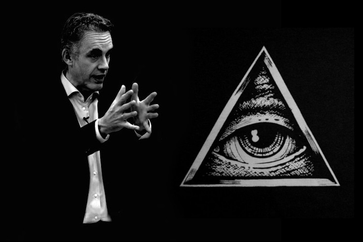 Jordan Peterson Explains the True Significance of the Illuminati All-Seeing Eye 40