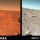 "NASA Lies: The ""Mars rover"" is not on Mars, is the island of Devon, Canada 93"