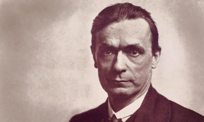 Rudolf Steiner Describes the Hostile Spiritual Beings Who Feed Off Your Fear and Anxiety 87