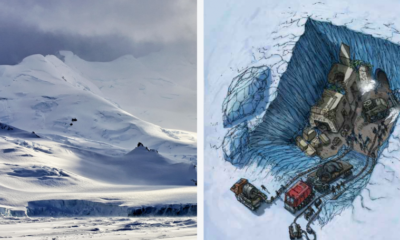 Evidence Of An Alien Or Lost Civilization In Antarctica? 93