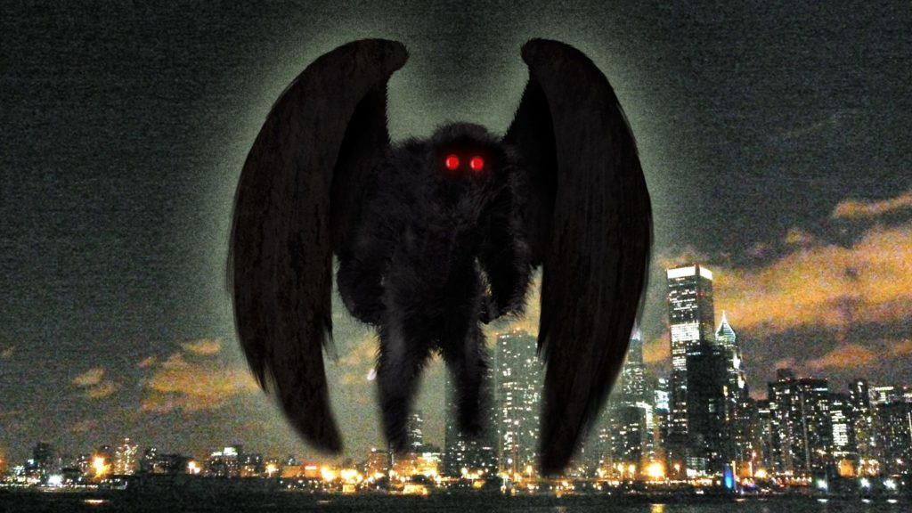 Repeated Mothman sightings in Chicago 27