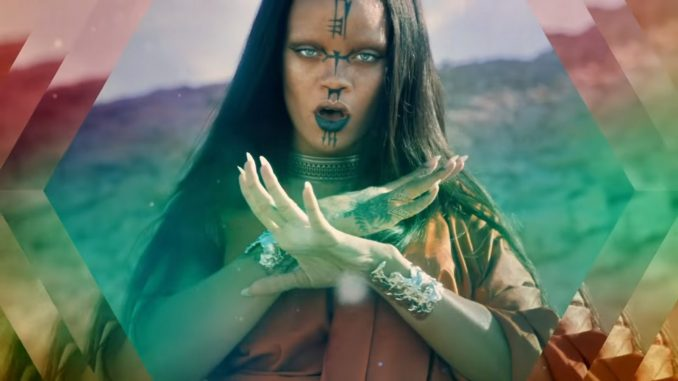 Rihanna Banned From Entering Senegal Because She's 'Illuminati' 37