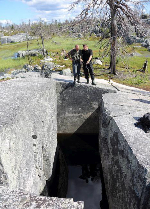 I never knew that Russia has these SHOCKING ANCIENT MEGALITHS 192