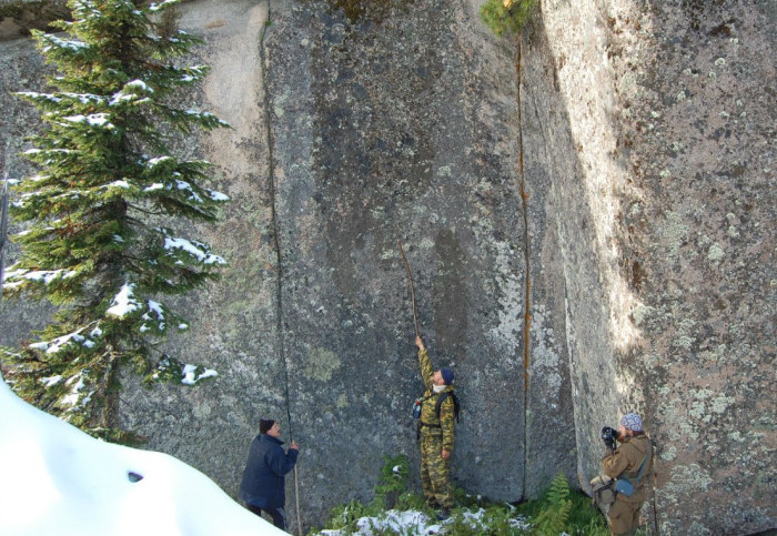 I never knew that Russia has these SHOCKING ANCIENT MEGALITHS 210