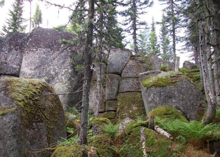 I never knew that Russia has these SHOCKING ANCIENT MEGALITHS 213