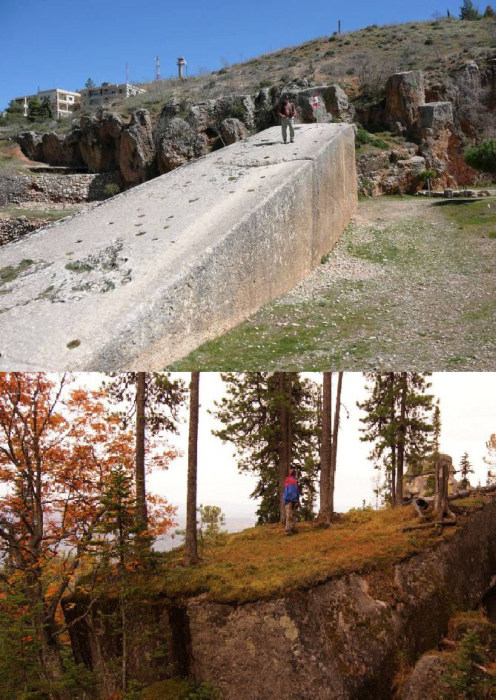 I never knew that Russia has these SHOCKING ANCIENT MEGALITHS 218