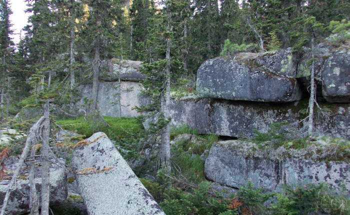 I never knew that Russia has these SHOCKING ANCIENT MEGALITHS 214