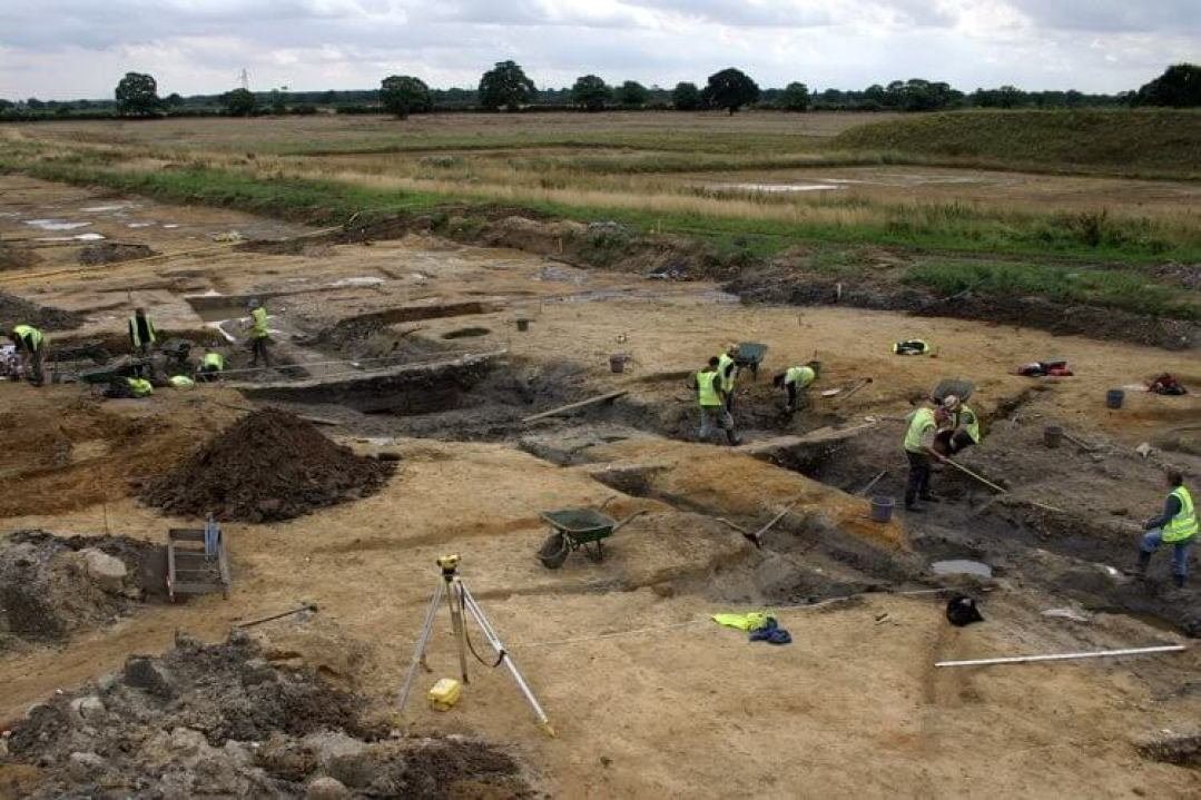 Mind-boggling discovery: Perfectly preserved brain of Iron Age man unearthed in York 14