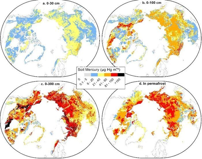 Scary Amounts of Mercury Have Been Found Lurking in The Permafrost 21