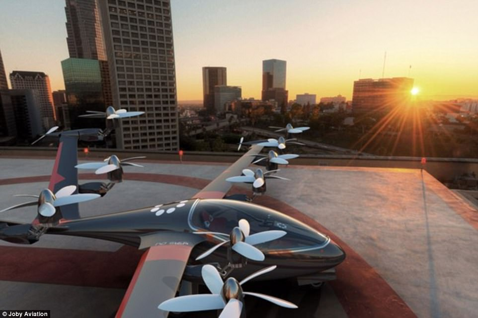 The New Flying Taxi Of The Future 10