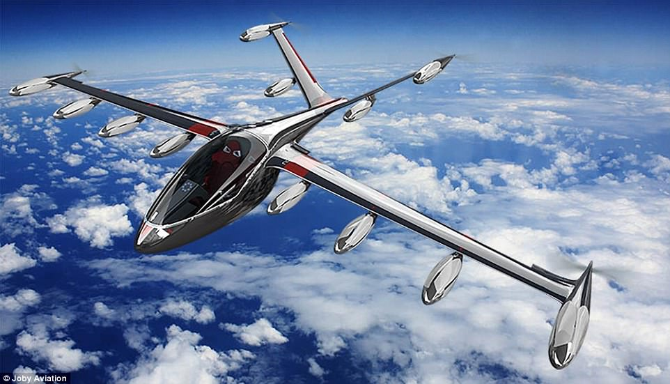 The New Flying Taxi Of The Future 9