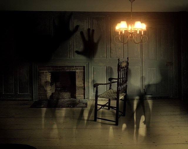 5 Most Common Signs that you're living in a Haunted House 98