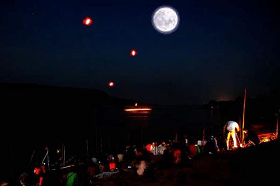 The Unexplained Phenomenon of Mekong Lights 16
