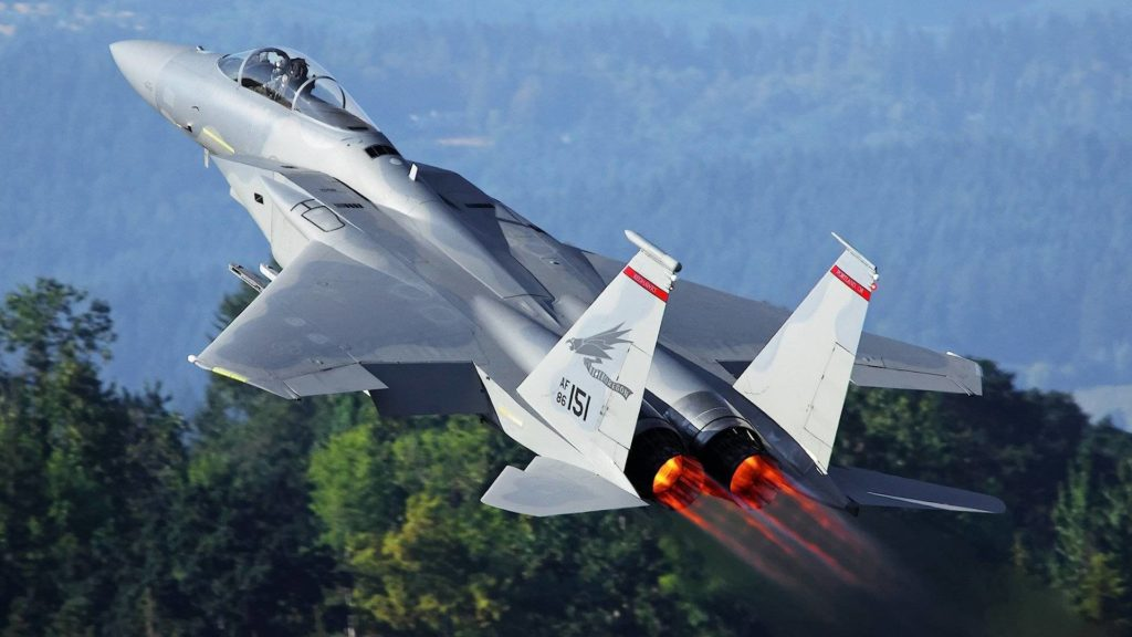 FAA radar and audio tapes from Oregon UFO incident that sent F-15s scrambling 1