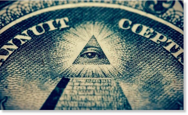 Maybe it's not such a crazy idea to believe the Illuminati controls the world 32