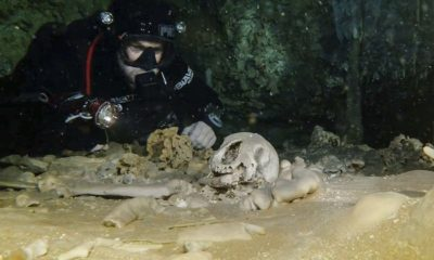 World's Largest Underwater Cave Is Already Yielding Sacred Maya Relics 91