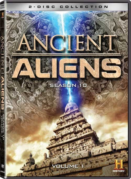 Ancient Aliens, Superheroes, and the Decline in Religious Belief 112