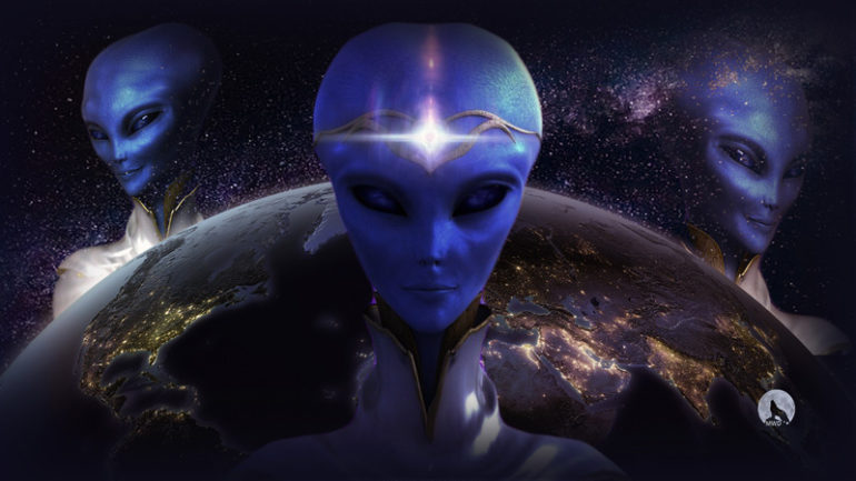 Arcturians Earth Protectors | Ascended Masters of the Fraternity of Totality 7