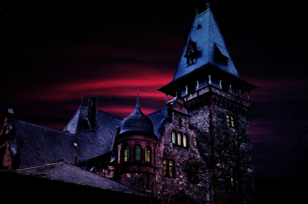5 Most Common Signs that you're living in a Haunted House 96