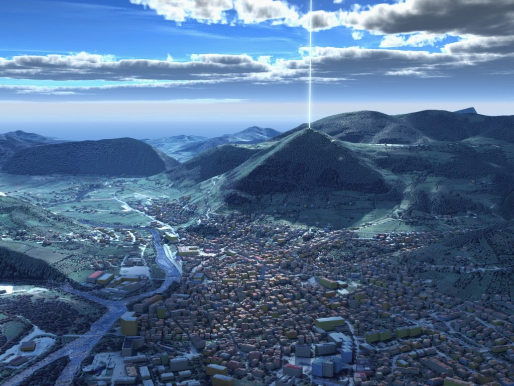 Ancient Pyramids of Bosnia | A Form of Cosmic Internet 92