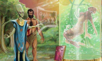 Alien Beings of Some Kind Really Did Genetically Engineer Mankind 88