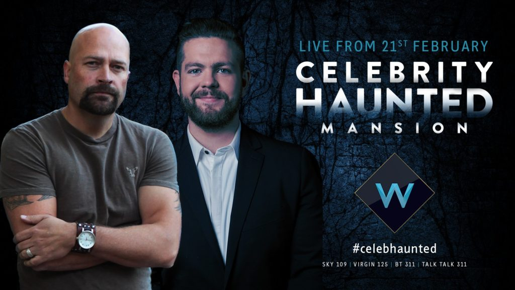 What is Celebrity Haunted Mansion And When is it on? 90