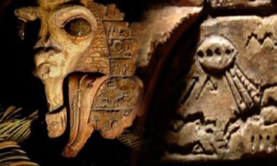 Alien artifacts from ancient Egypt found in Jerusalem & kept secret by Rockefeller Museum 98