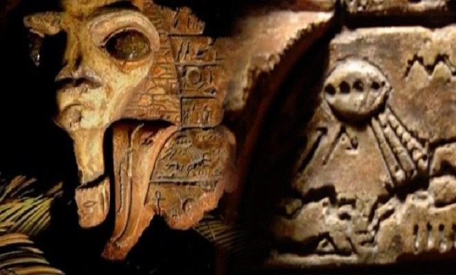 Alien artifacts from ancient Egypt found in Jerusalem & kept secret by Rockefeller Museum 15
