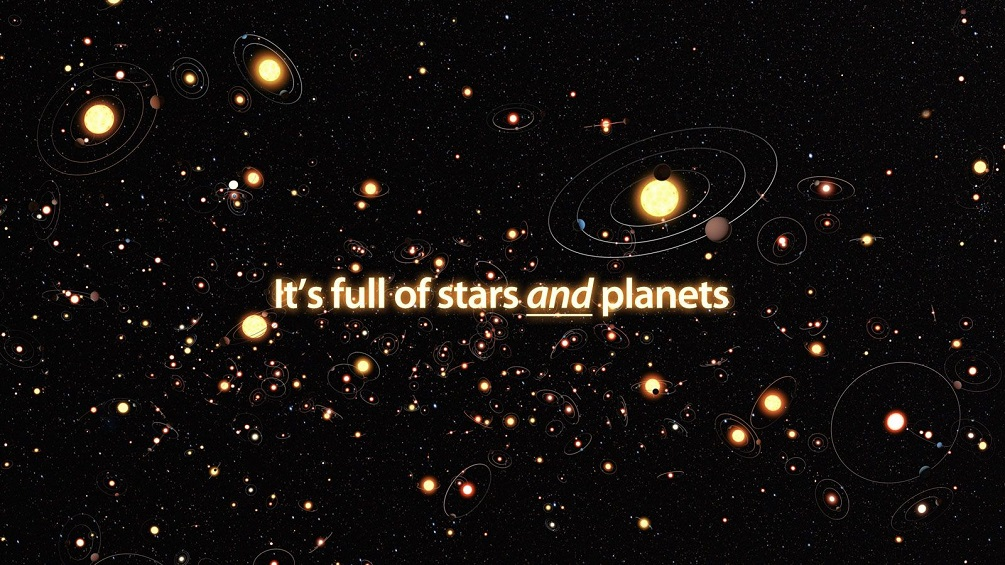 We were wrong-100 billion habitable Earth-like planets in our galaxy alone 89
