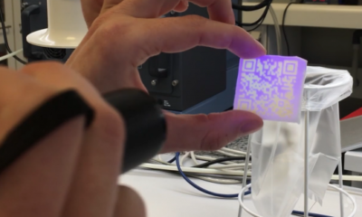 Edible QR Codes Could Deliver Exactly What Your Body Needs to Heal 87
