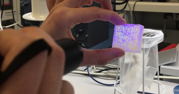 Edible QR Codes Could Deliver Exactly What Your Body Needs to Heal 8