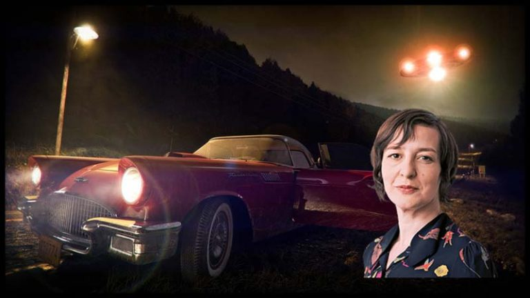 'I spoke to aliens' tells of bizarre encounter after UFO 'tailed her automobile' 27
