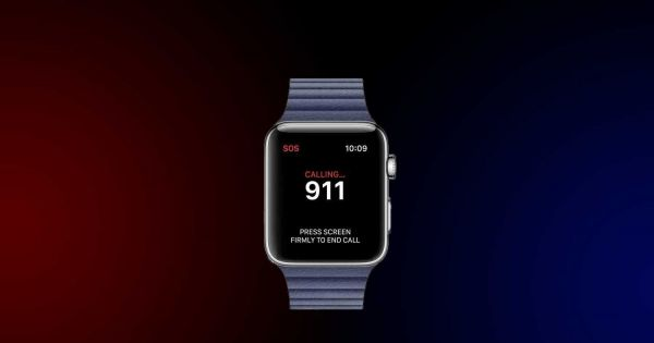 False Alarms From Apple Watches Are Stressing out a California Police Department 86