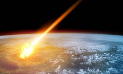 Asteroid That Killed Off The Dinosaurs Also Triggered Huge Volcanoes Under The Oceans 95