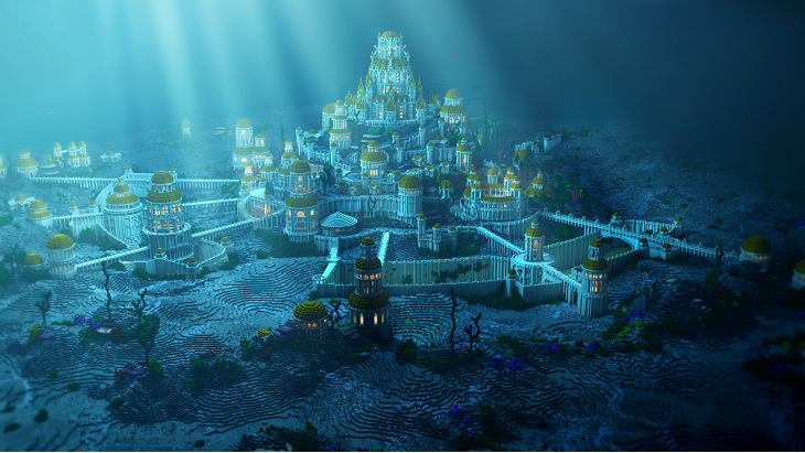 7 Things You Probably Didn't Know About The Lost City Of Atlantis 12