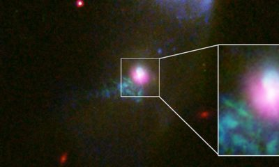 For The First Time Ever, Astronomers Have Observed a Black Hole Ejecting Matter Twice 97