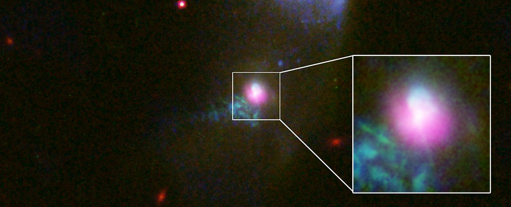 For The First Time Ever, Astronomers Have Observed a Black Hole Ejecting Matter Twice 24
