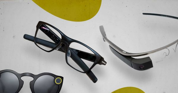 Intel is Trying to Make Smart Glasses a Thing, Hit Your Retinas with a Laser 1