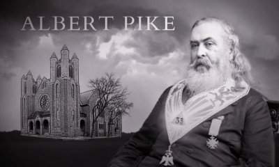 In 1870 Illuminati Grand Wizard Albert Pike Predicted How The Three World Wars Will Start 93