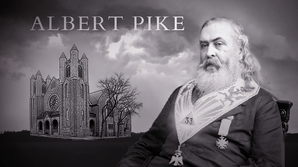 In 1870 Illuminati Grand Wizard Albert Pike Predicted How The Three World Wars Will Start 18