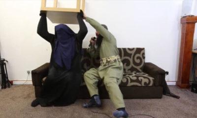 Islamic exorcism revealed in shocking video 95