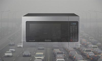 Microwaves Might Have Same Negative Affects on Environment as Cars, Suggests Research 89