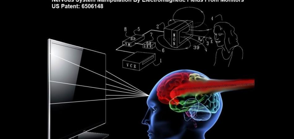 Manipulation of Human Nervous System Possible Through TV & Computer Screens According to US Patent 86