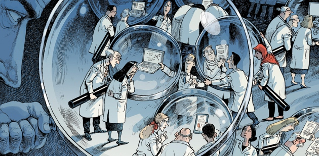 Why Scientific Peer Review is a Sham 24