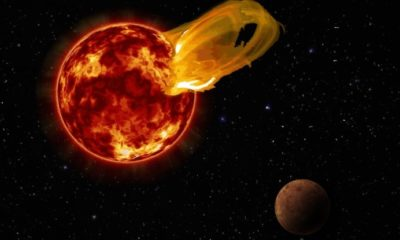 The Closest Star to Our Solar System Has Suffered an Insane Eruption 97