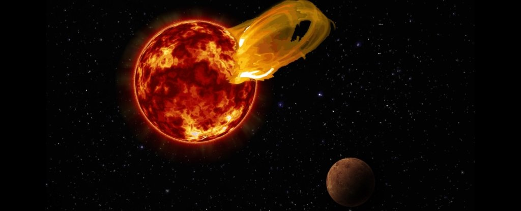 The Closest Star to Our Solar System Has Suffered an Insane Eruption 18
