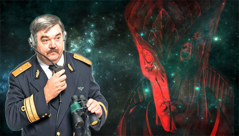 Romanian General Describes Encounter With Reptilian Beings 5