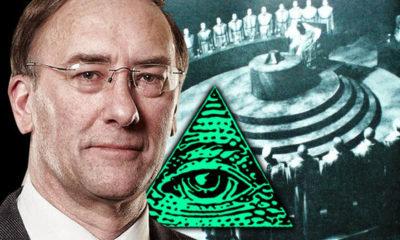 The 'Illuminati' is REAL and trying to take over our world claims former politician 89